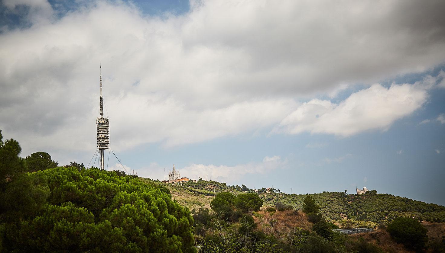 Foto Torre de Collserola