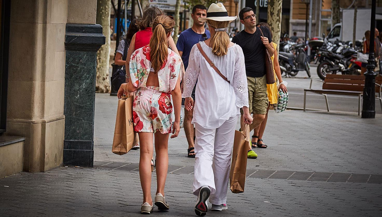 Foto Compres Passeig de Gràcia