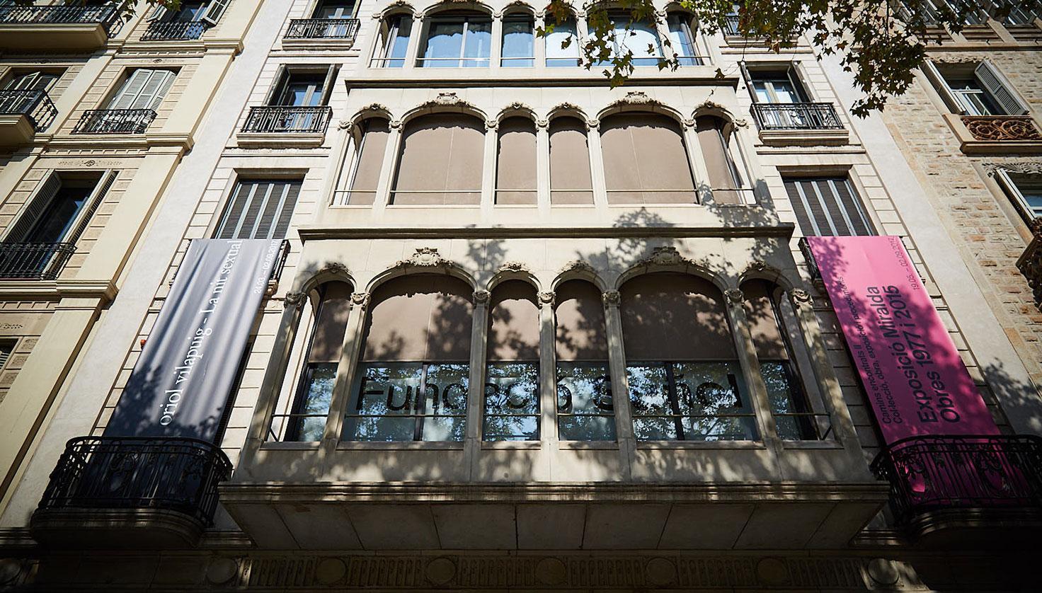 Fundació Suñol Barcelona fotografie