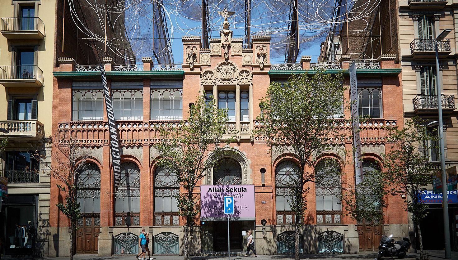 Foto Fundació Antoni Tàpies