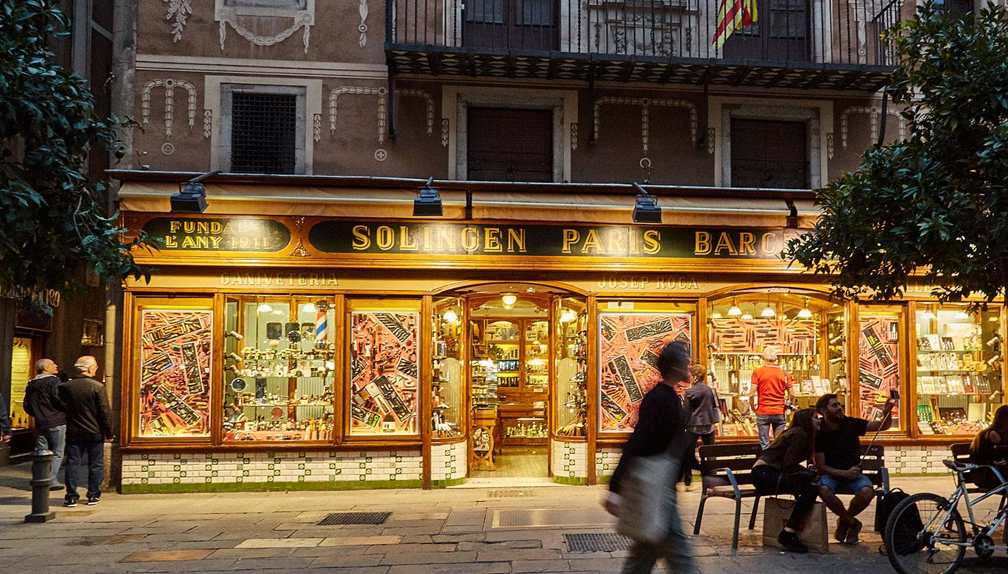 Foto Ganiveteria Roca Barcelona
