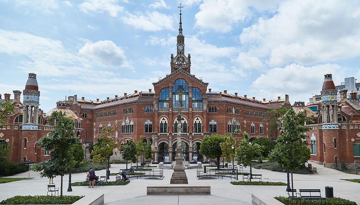 Photo Ensemble moderniste de Sant Pau