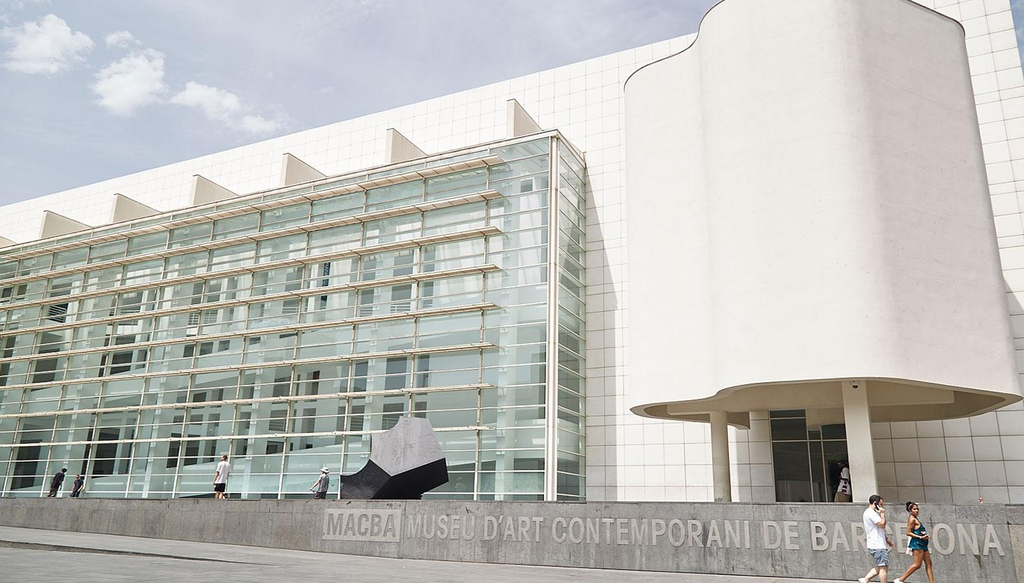Photo MACBA – Musée d'art contemporain de Barcelone