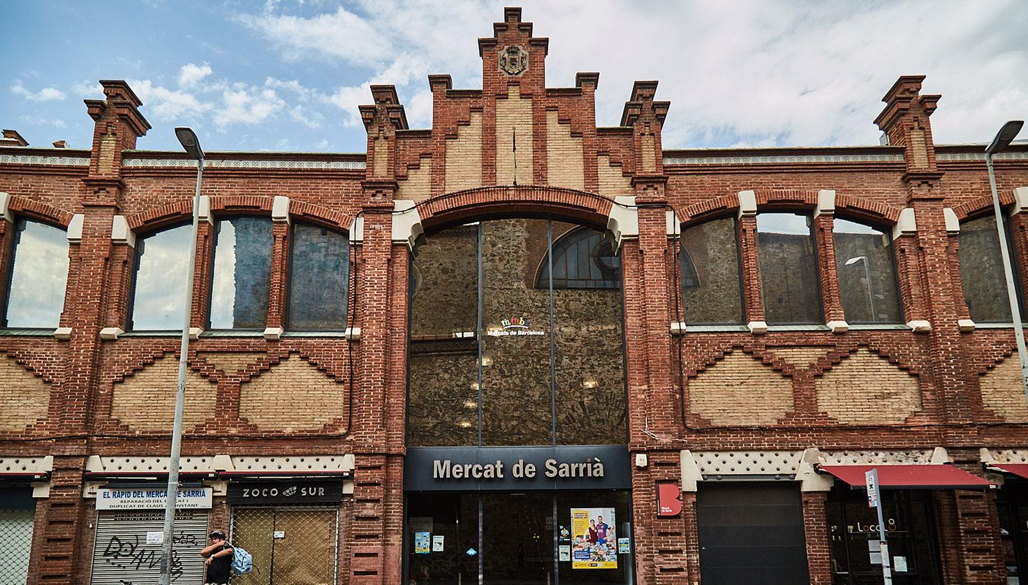 Markthalle Sarrià - Arnau Calvet fotografie