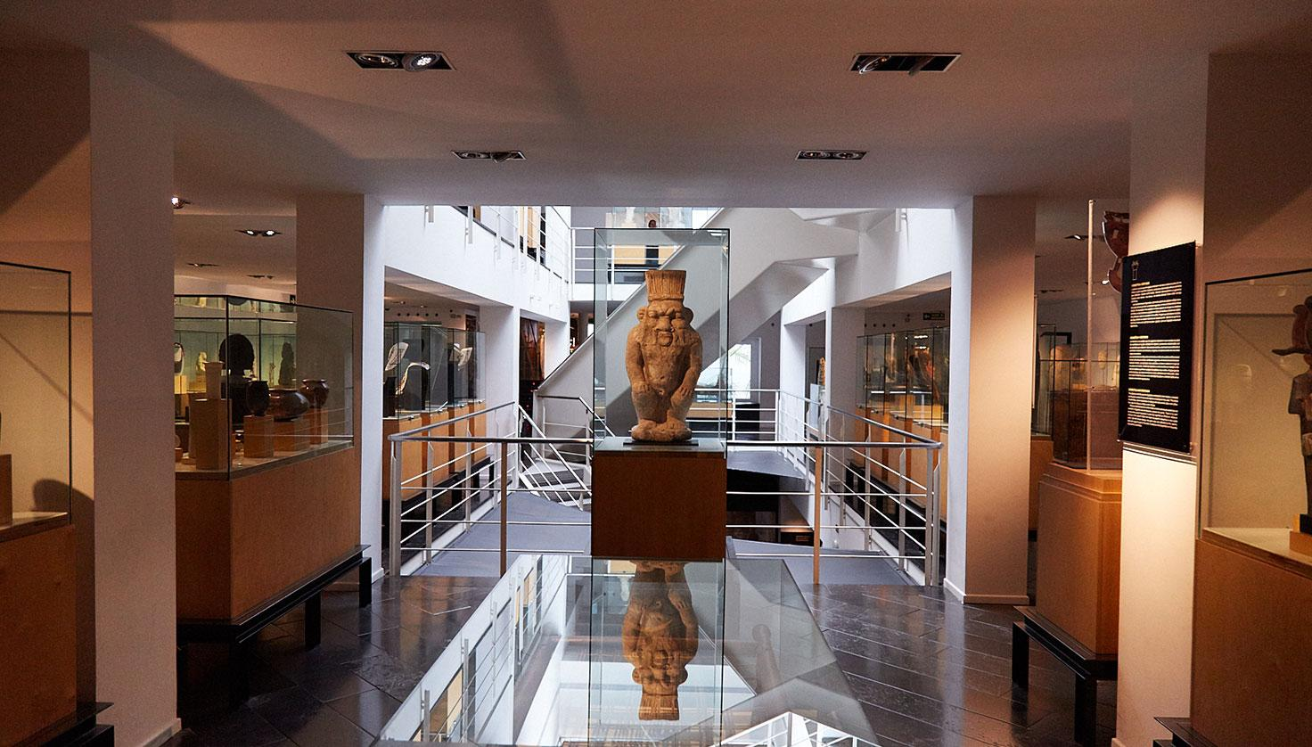 Photo Egyptian Museum of Barcelona