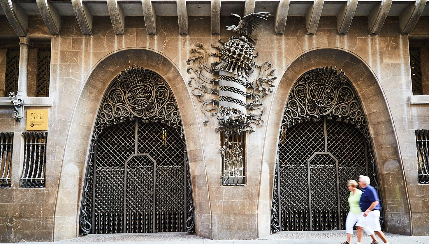 Photo Palau Güell Gaudí - Barcelona