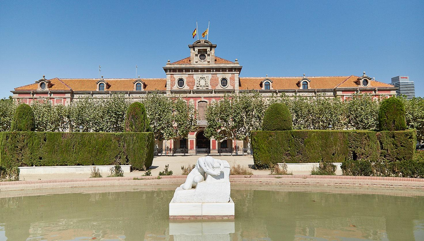 Photo Catalan Parliament Building - Ciutadella Park