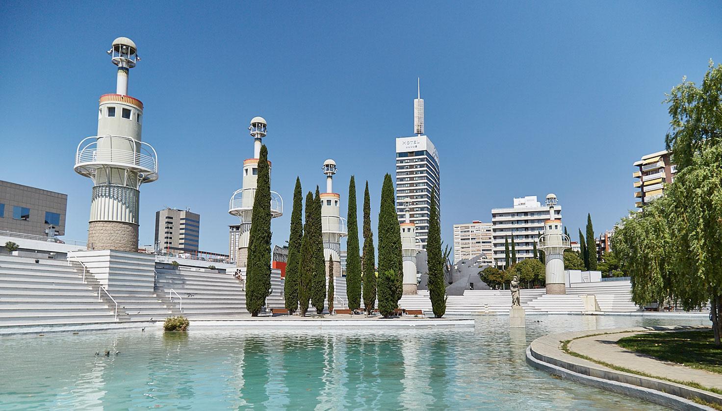 Foto Parc de l'Espanya Industrial - Monserrat Ruiz