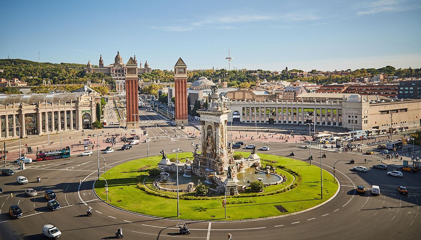 Photo Plaça d'Espanya