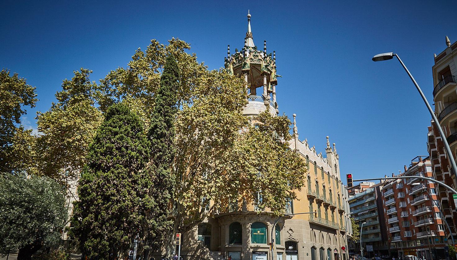Photo Avinguda del Tibidabo