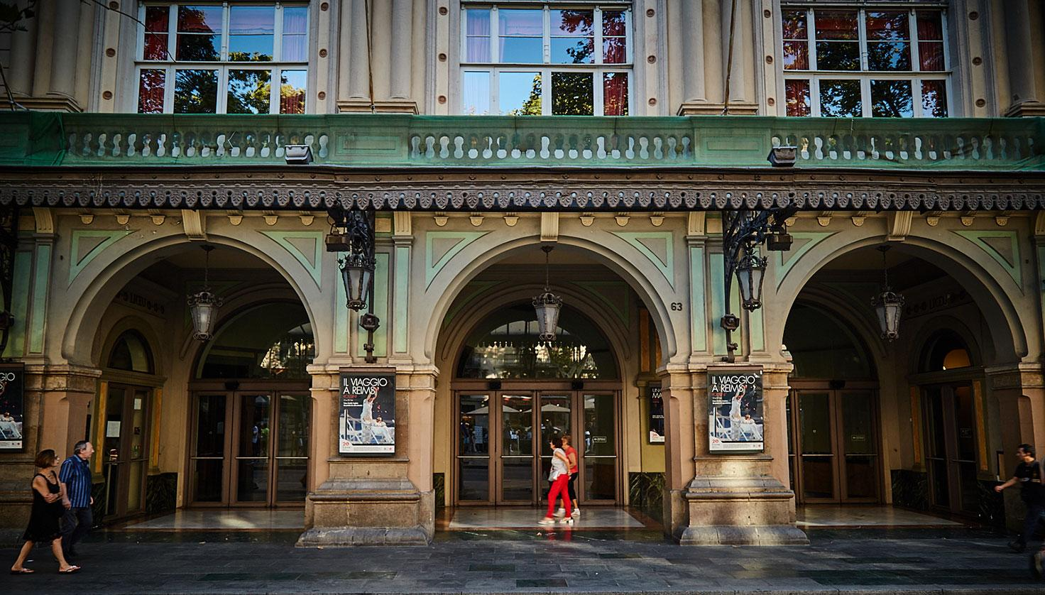 Foto Gran Teatre del Liceu
