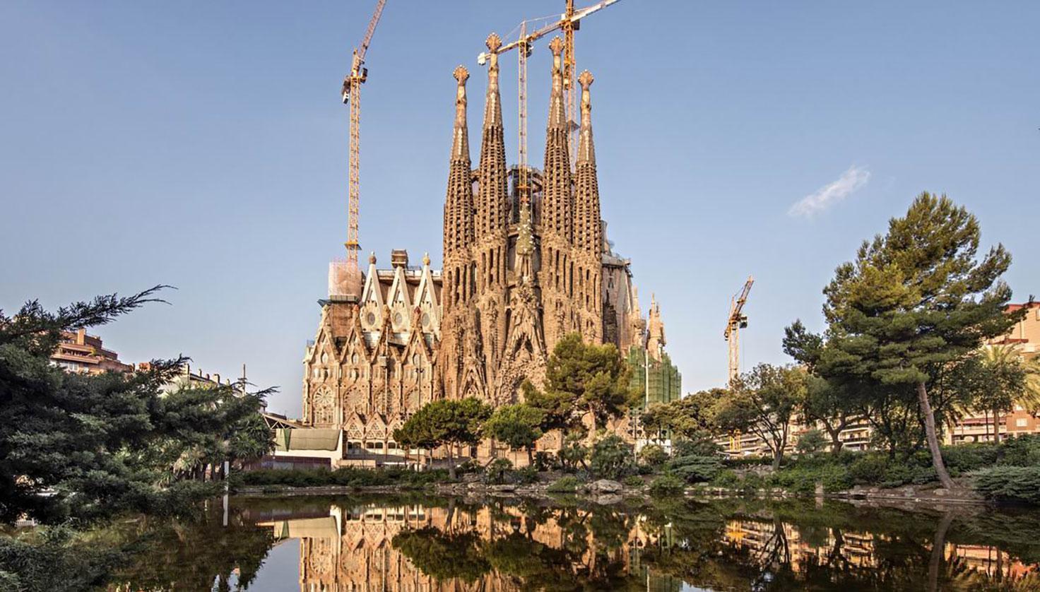 Photo Gaudí Sagrada Família