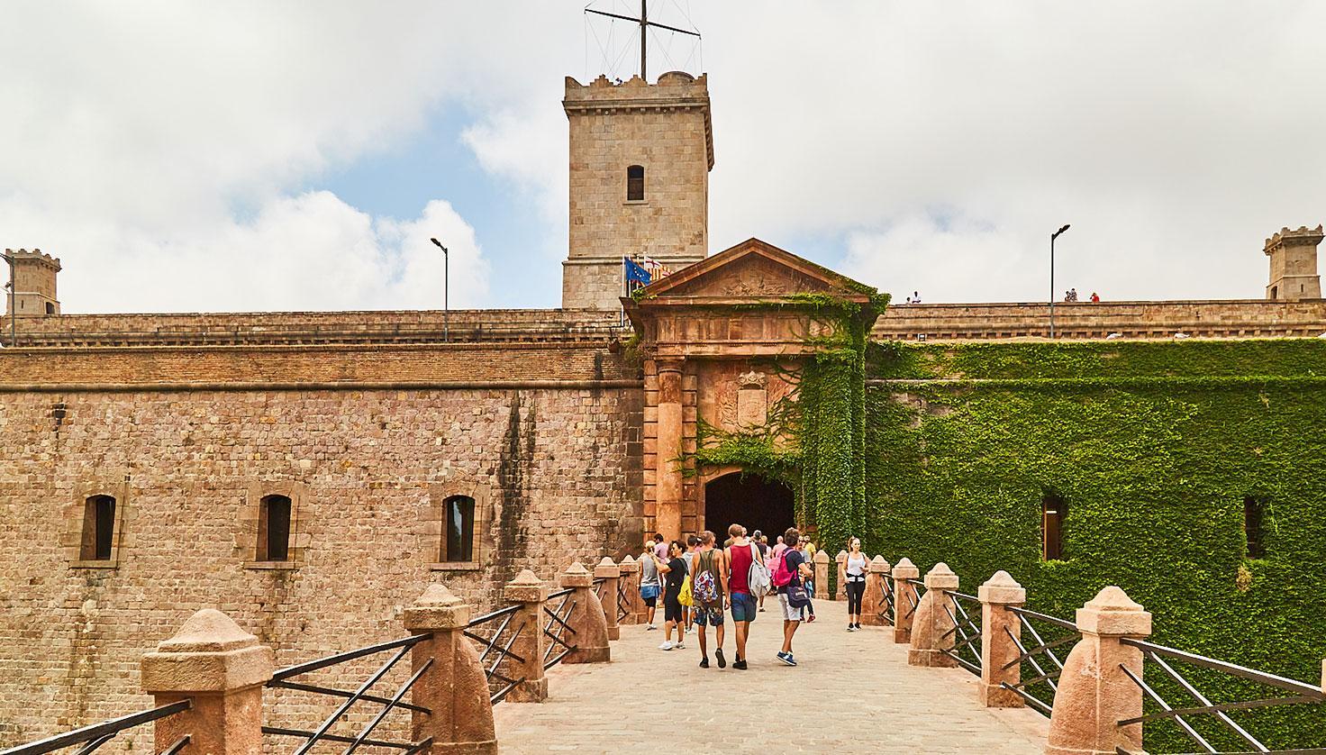 Photo Château de Montjuïc - Barcelona