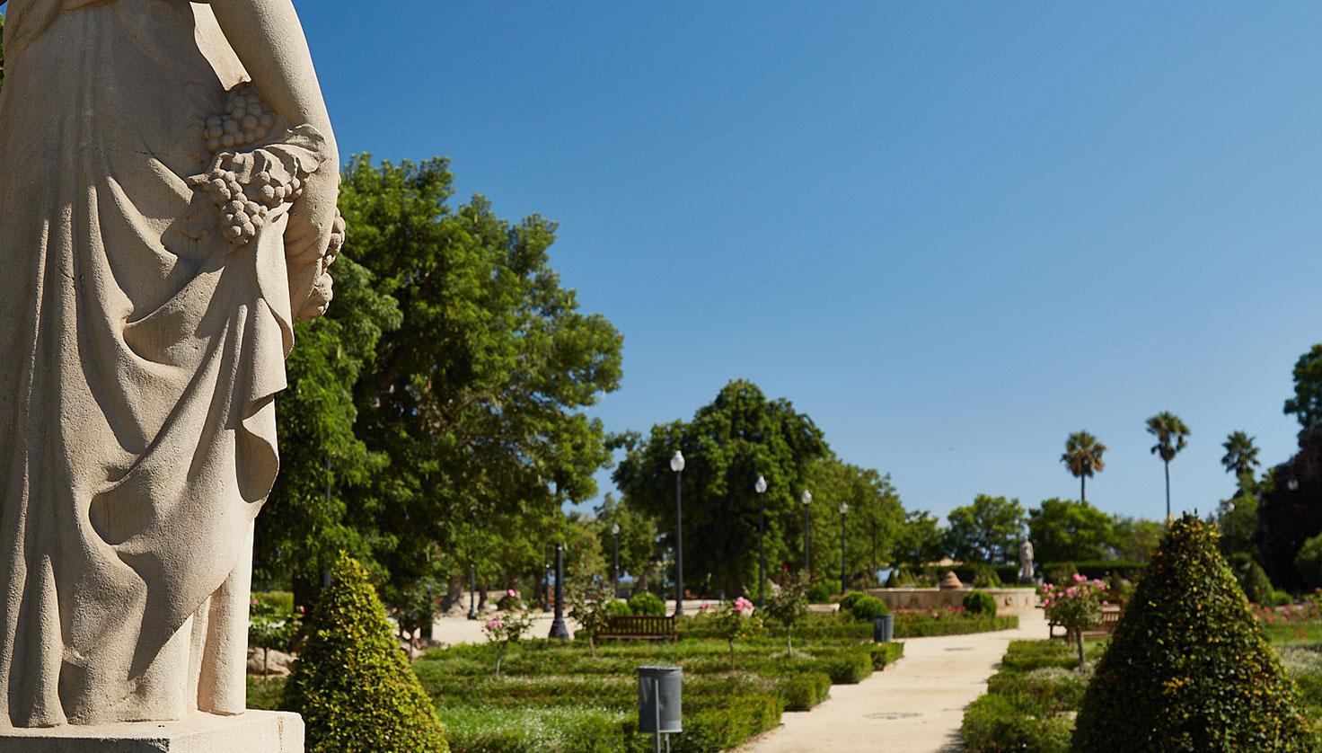 Foto Jardins de Miramar i Mirador de l'Alcalde