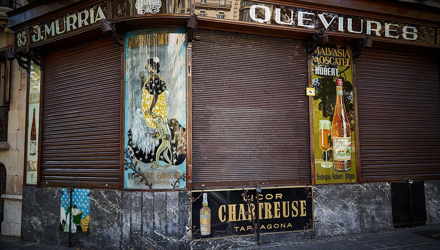 Foto Queviures Múrria Barcelona