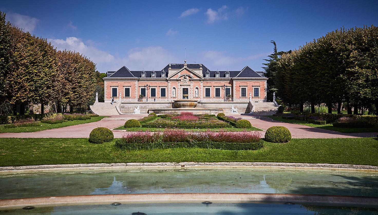 Foto Palauet Albèniz - Jardins de Joan Maragall