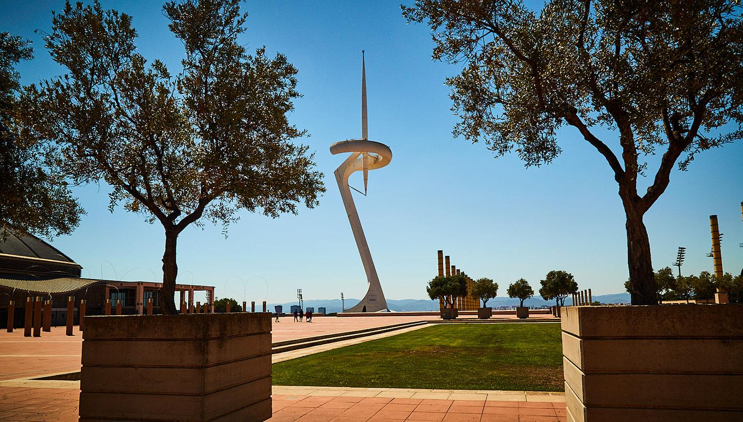 Photo Tour de Calatrava Montjuïc
