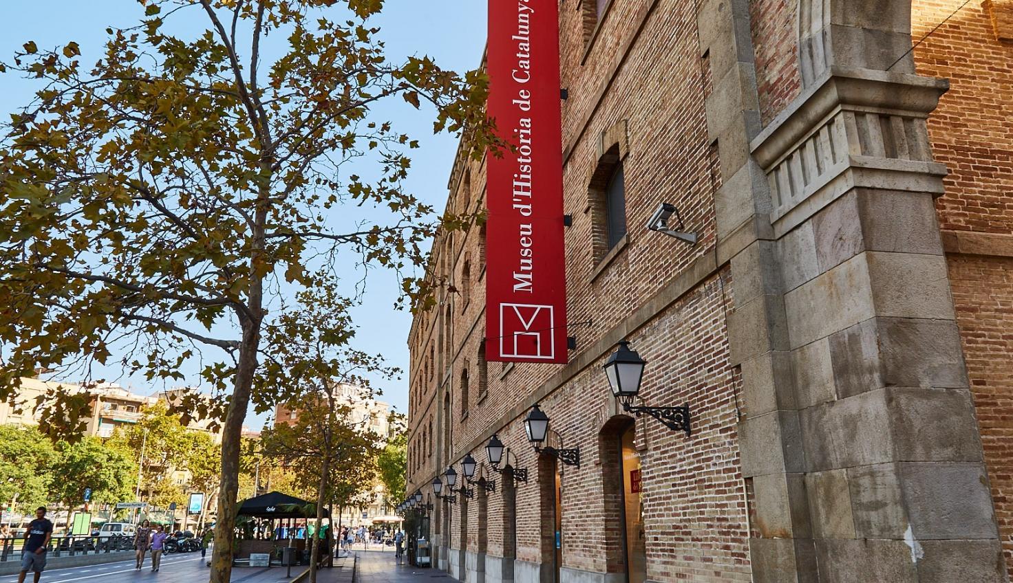 Photo History Museum Barcelona