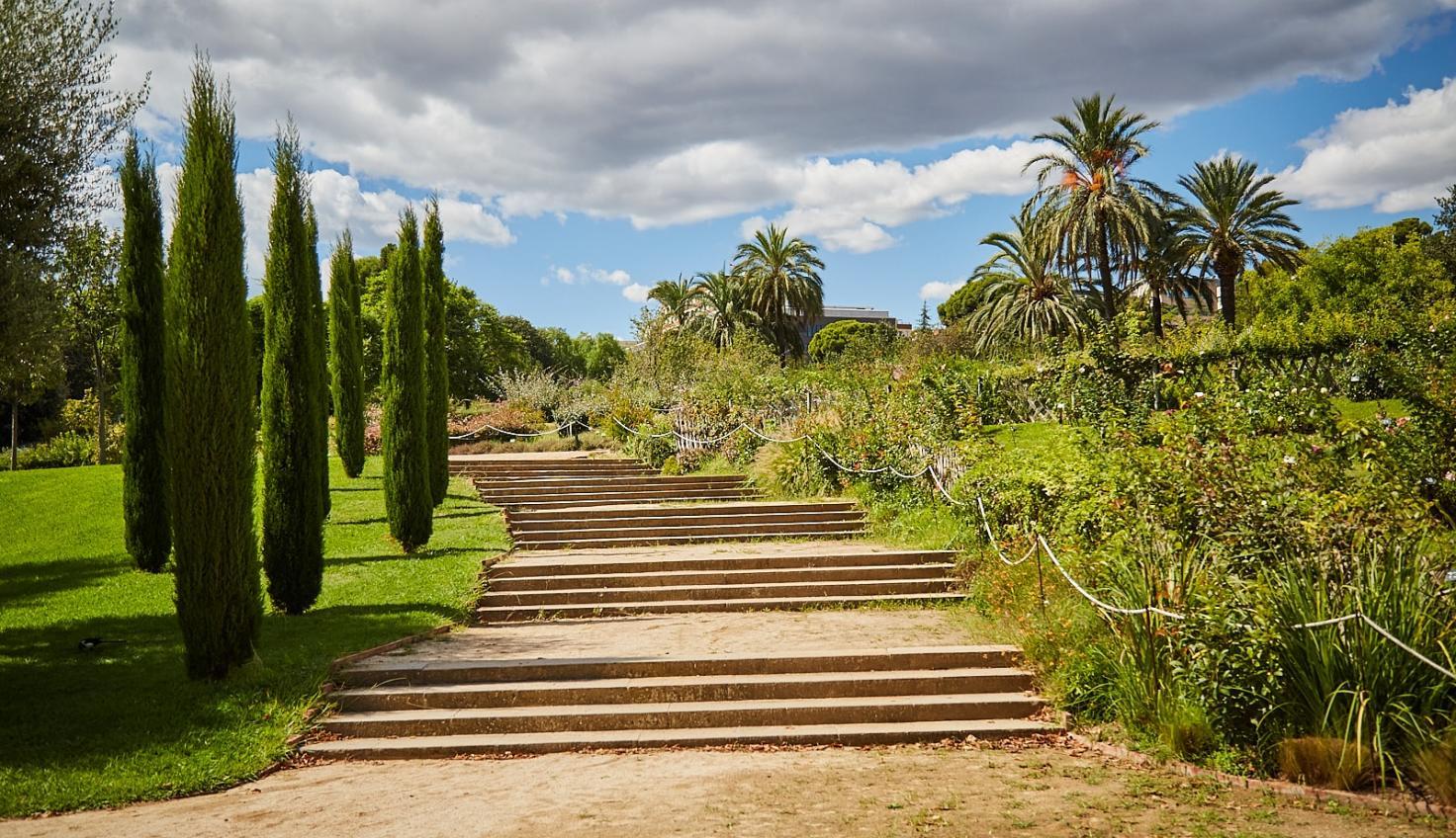 Photo Parc Cervantes