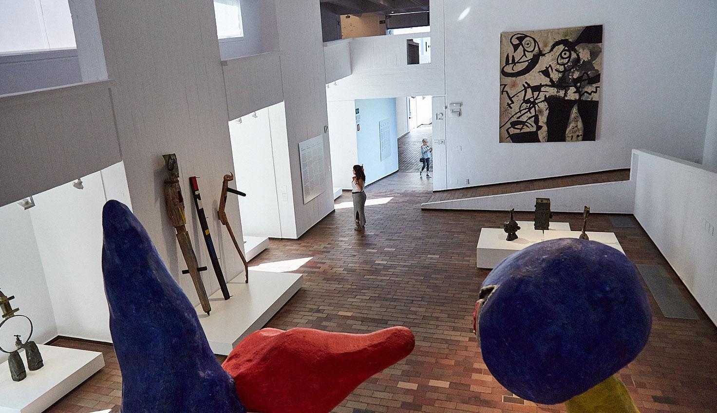 Foto Fundació Miró