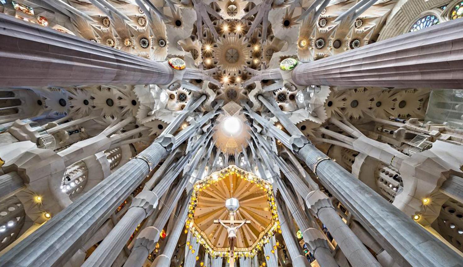 Foto Sagrada Família