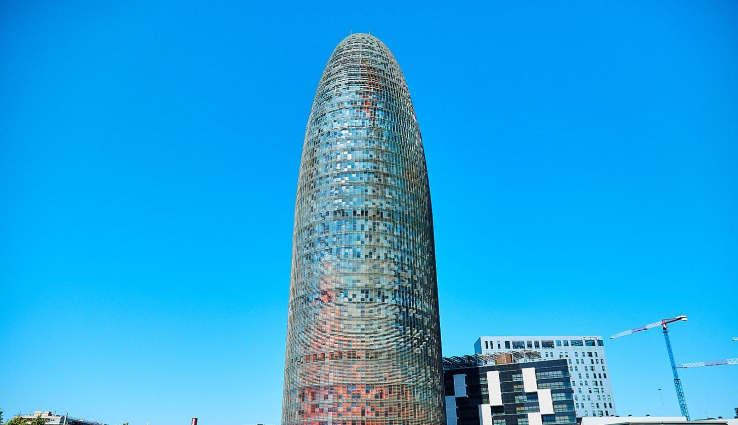 Photo Torre Glòries