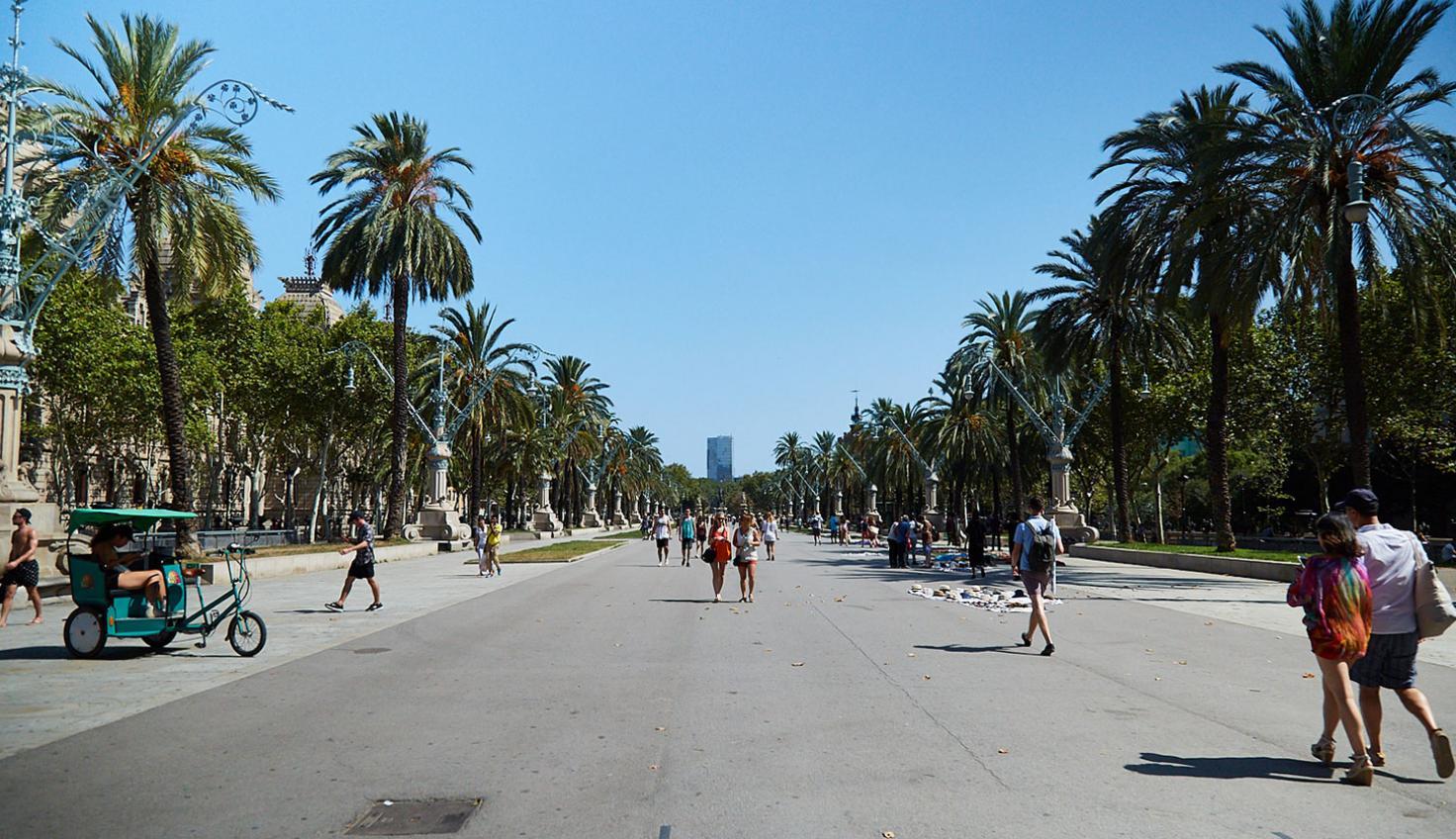 Photo Arc de Triomf Barcelona