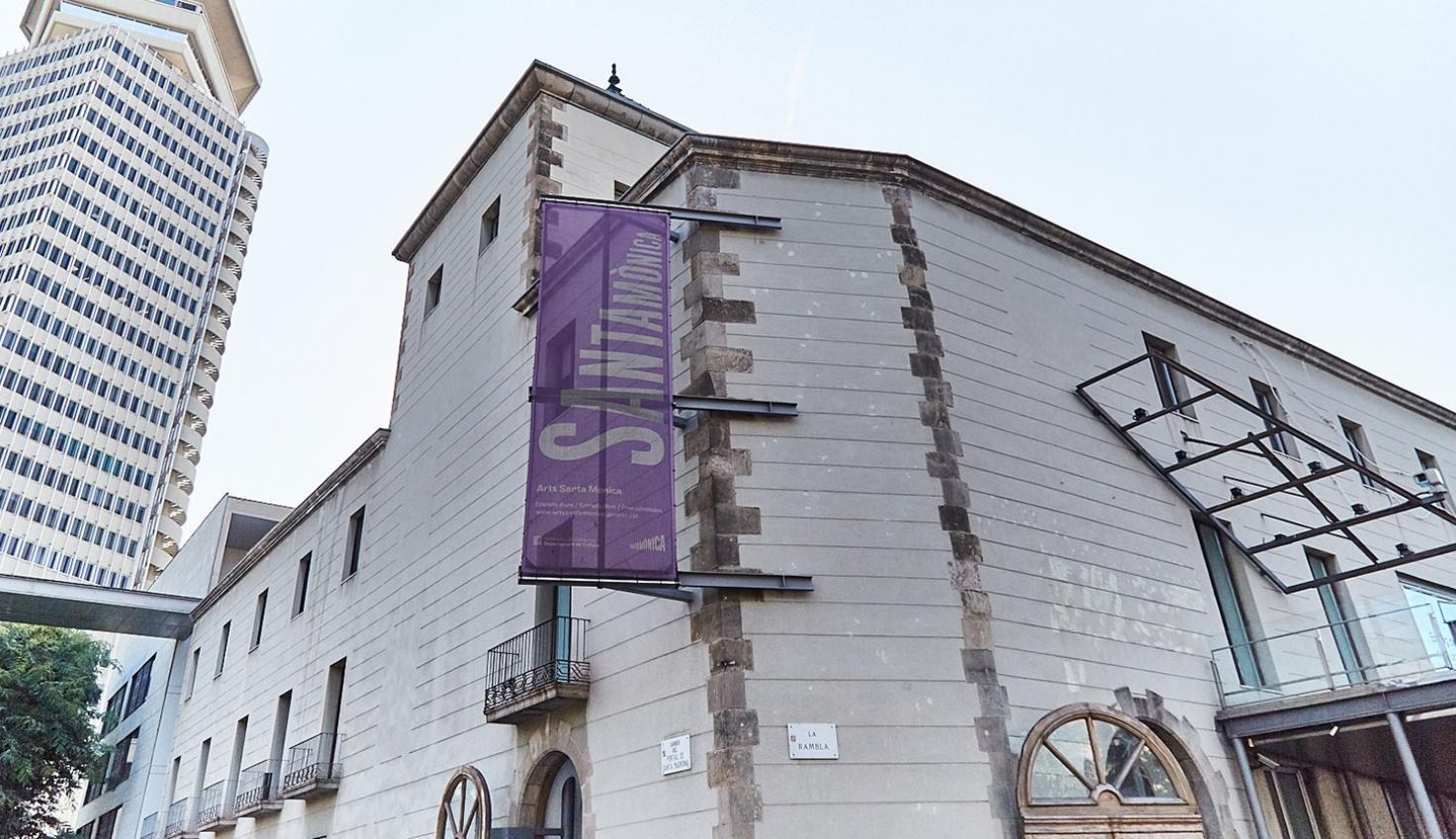 Foto Centre d'Arts Santa Monica