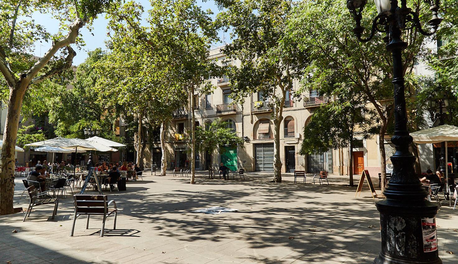 Foto Quartiere Sants Barcelona