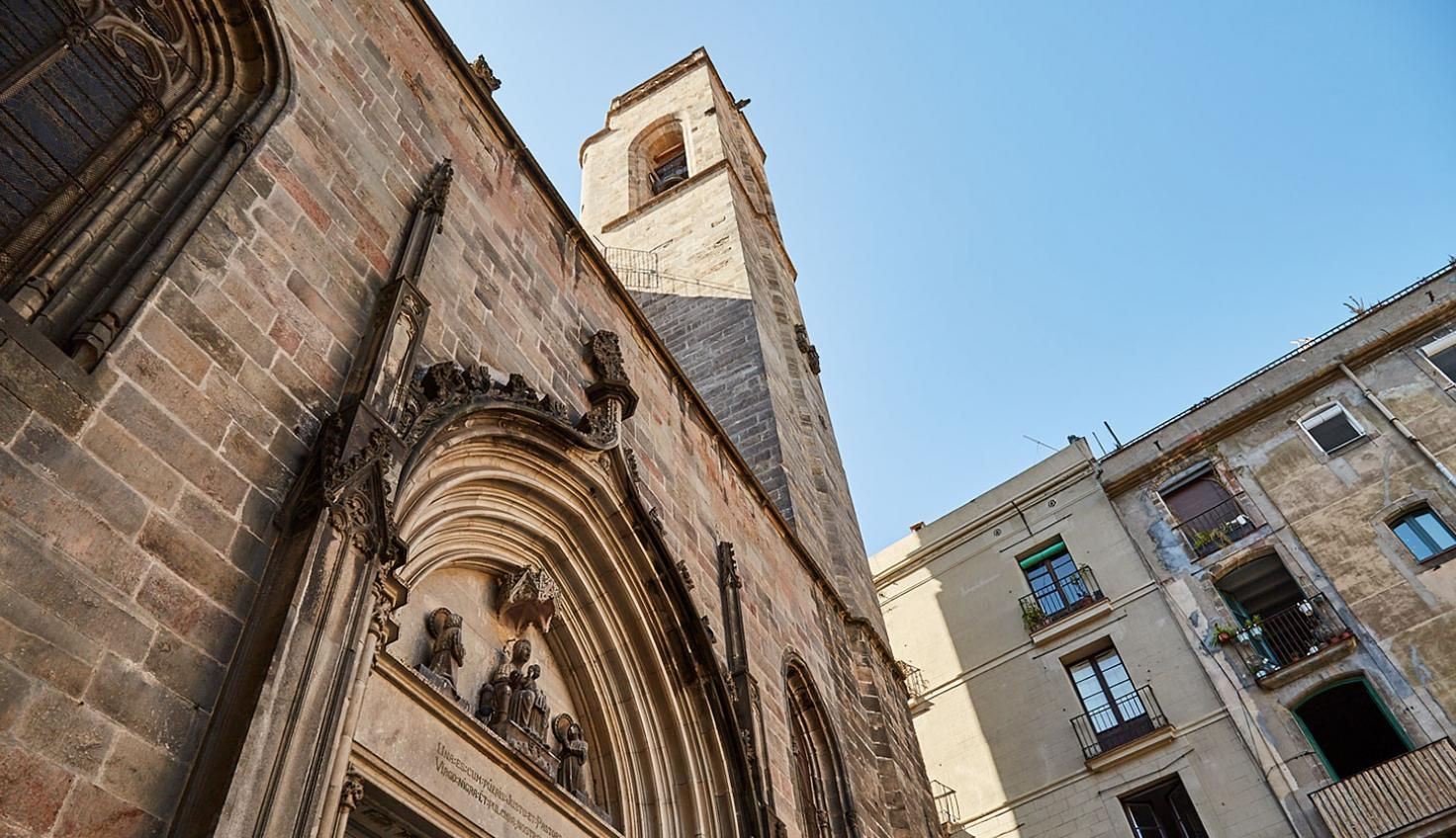 Foto Basílica dels Sants Màrtirs Just i Pastor