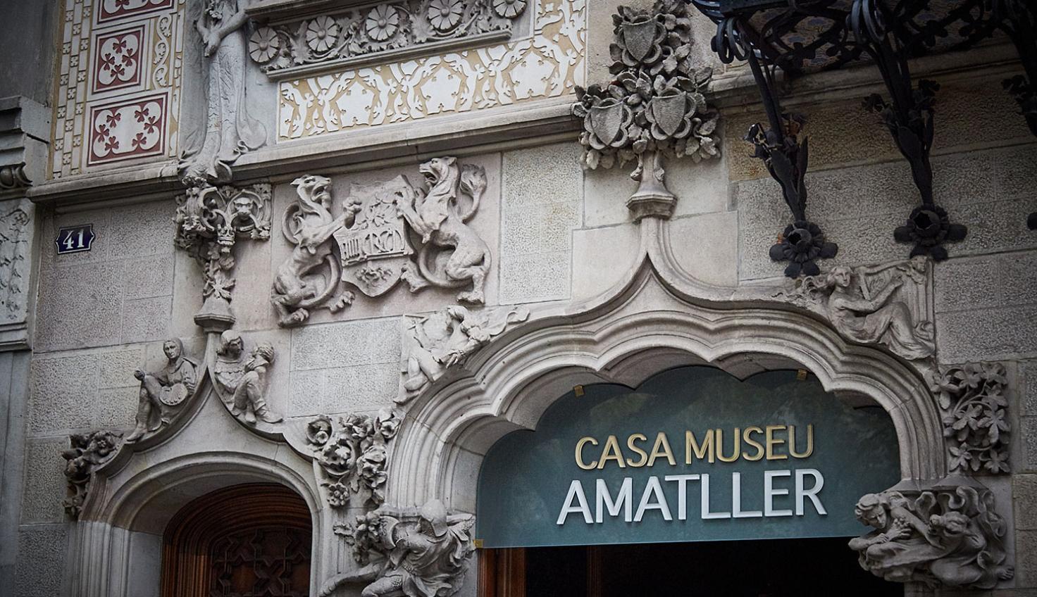 Casa Amatller Josep Puig i Cadafalch fotografie