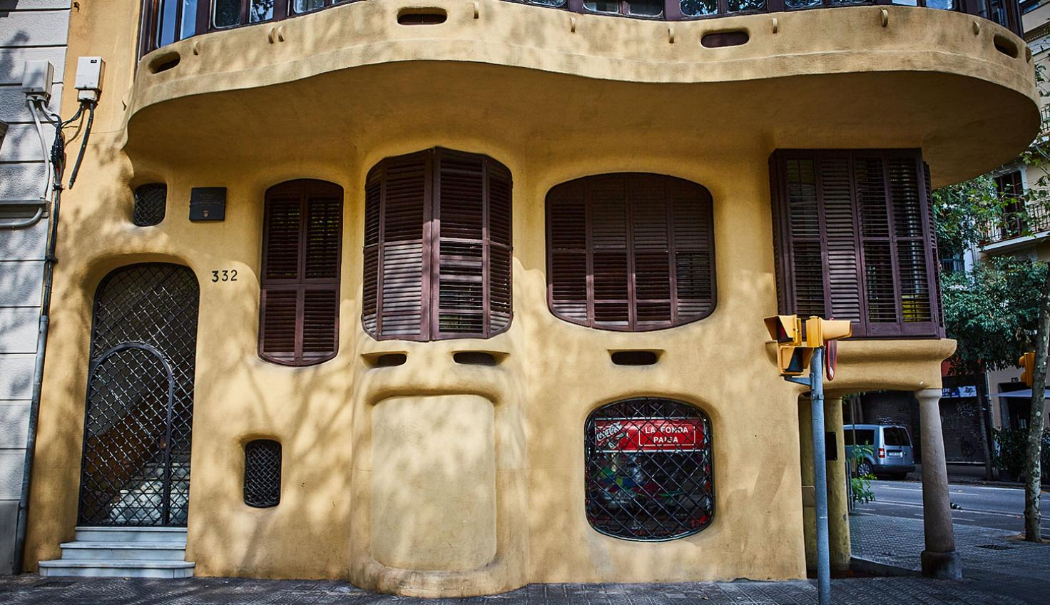 Casa Planells fotografie