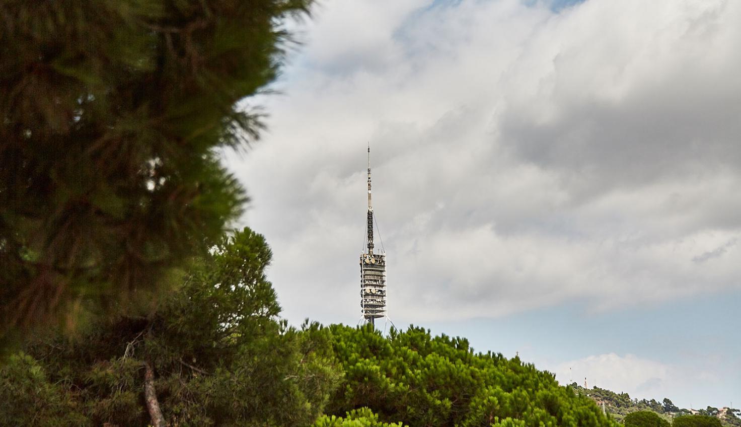 Foto Torre Collserola