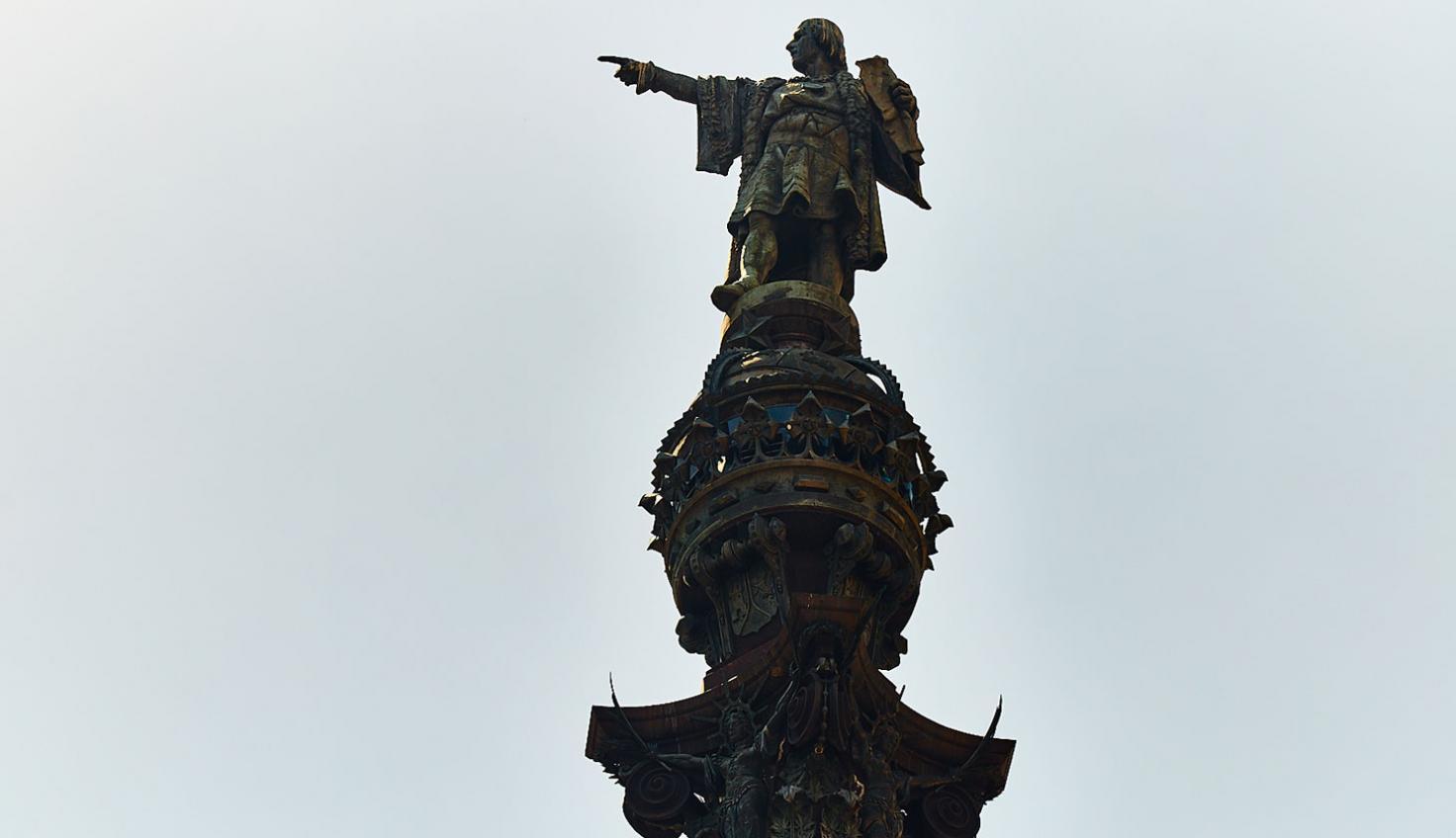 Kolumbus fotografie