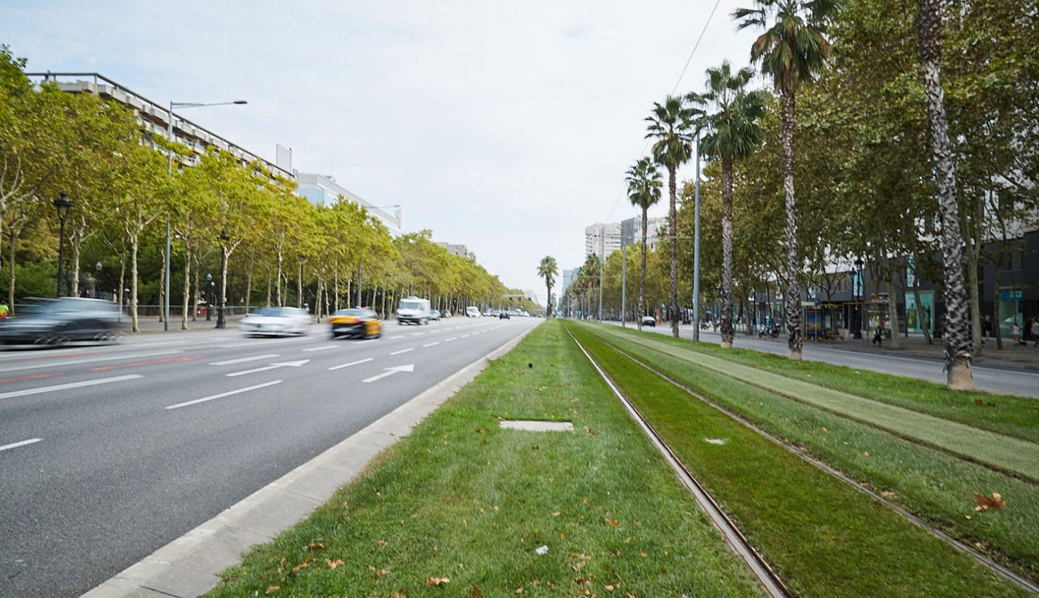 Photo Avinguda Diagonal