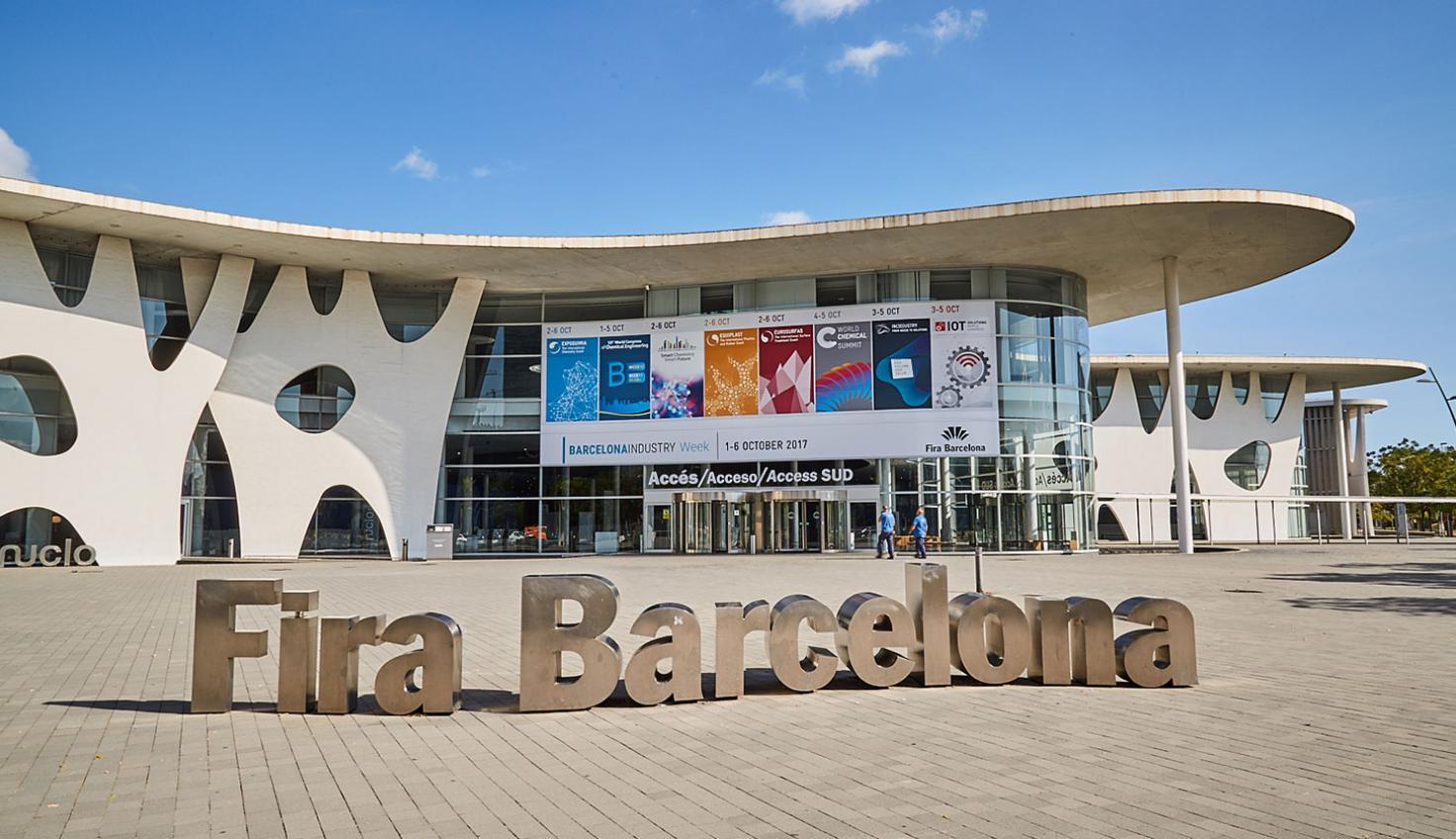 Photo La Fira de Barcelona
