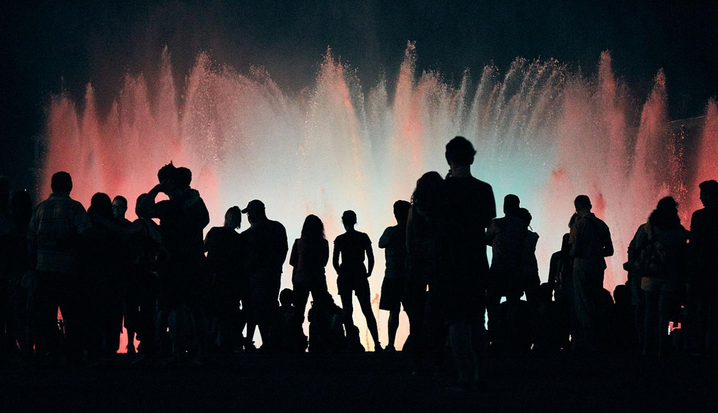 Photo Magic Fountain