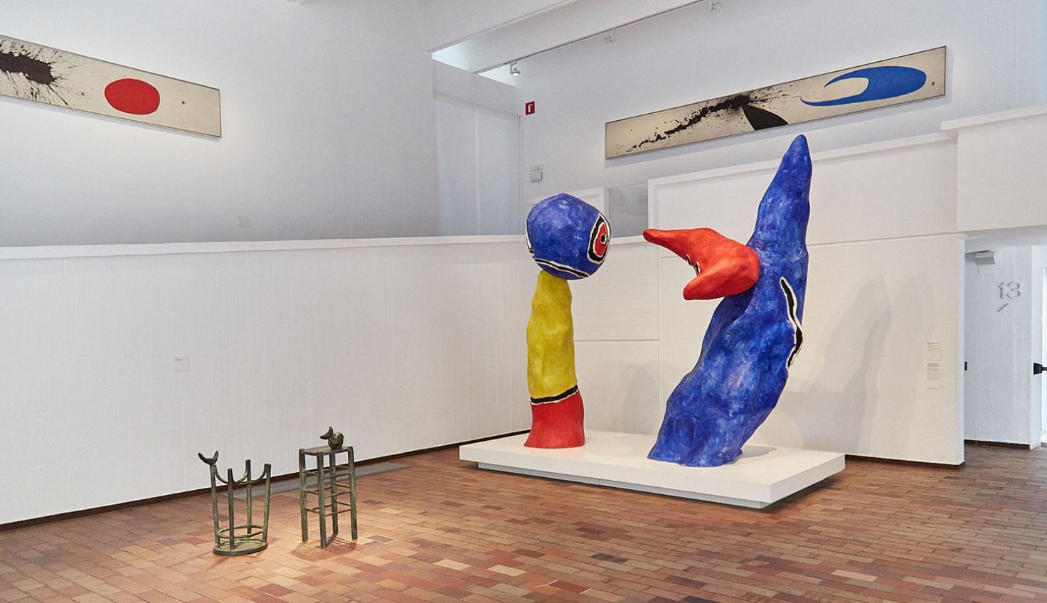 Photo Fondation Miró