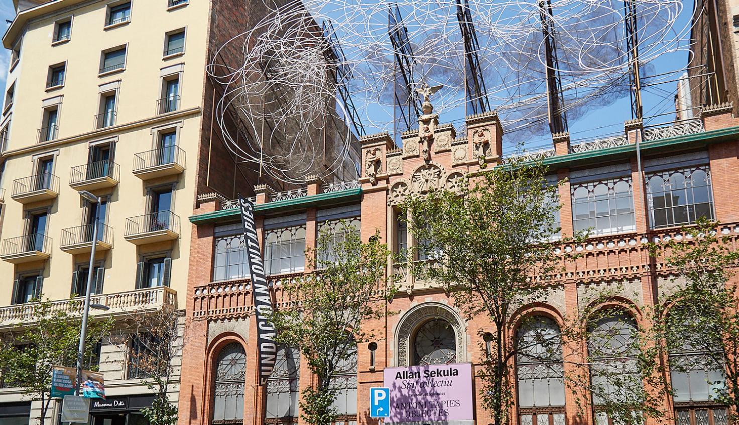 Foto Fondazione Tàpies