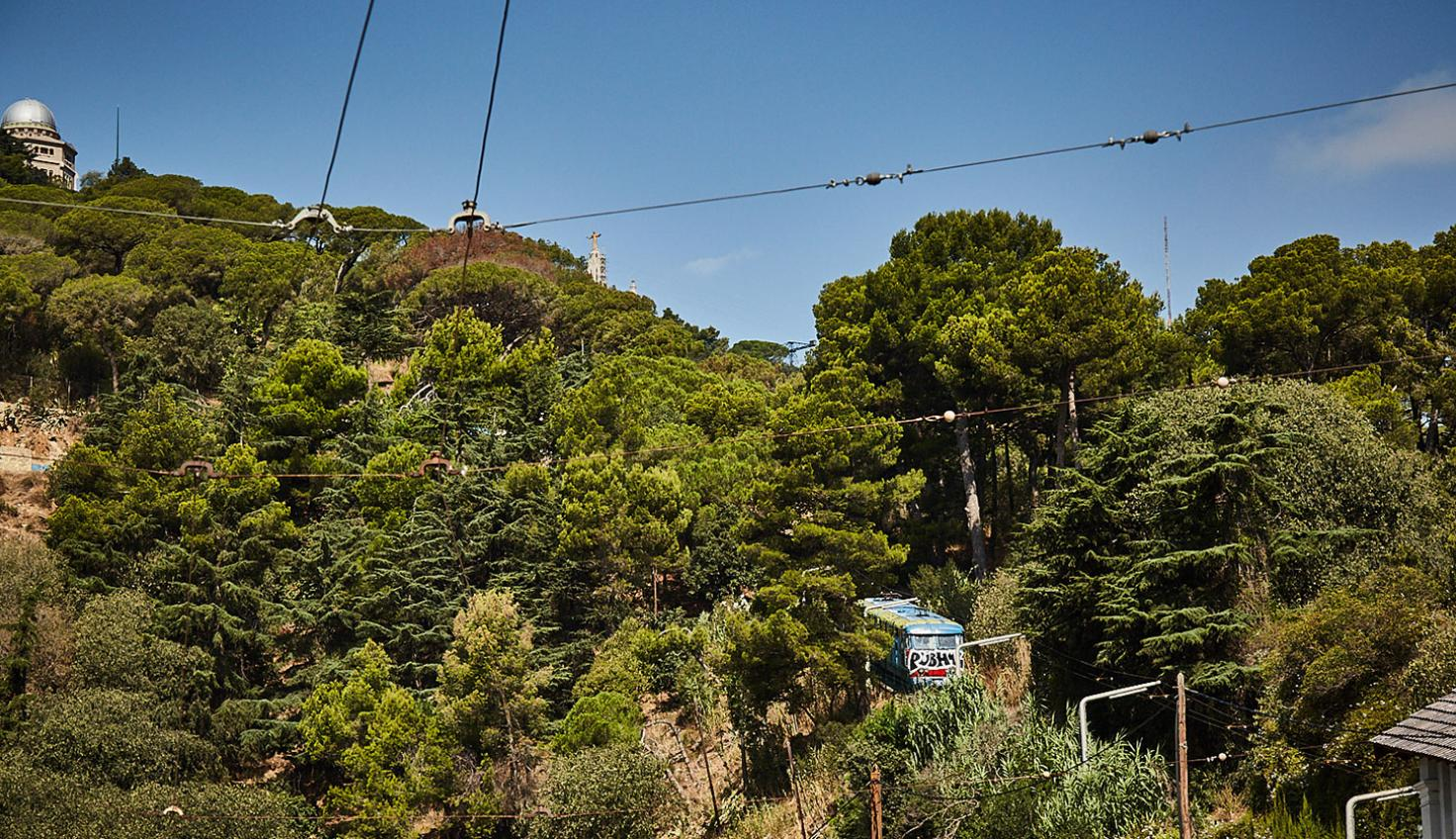 Photo Tibidabo Funicular