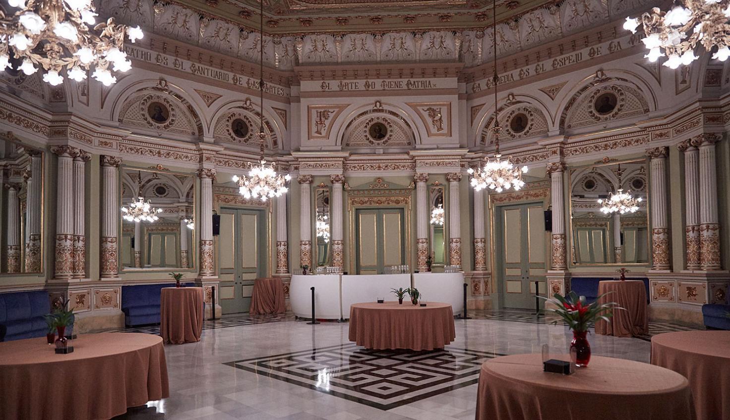 Foto Teatro del Liceo