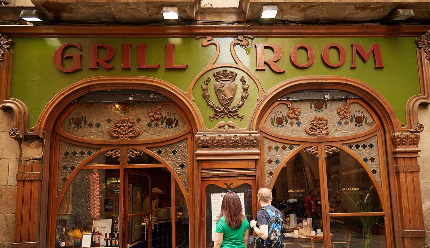 Foto Grill Room