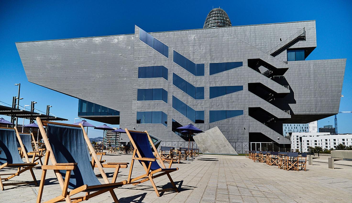 Photo Design Museum of Barcelona