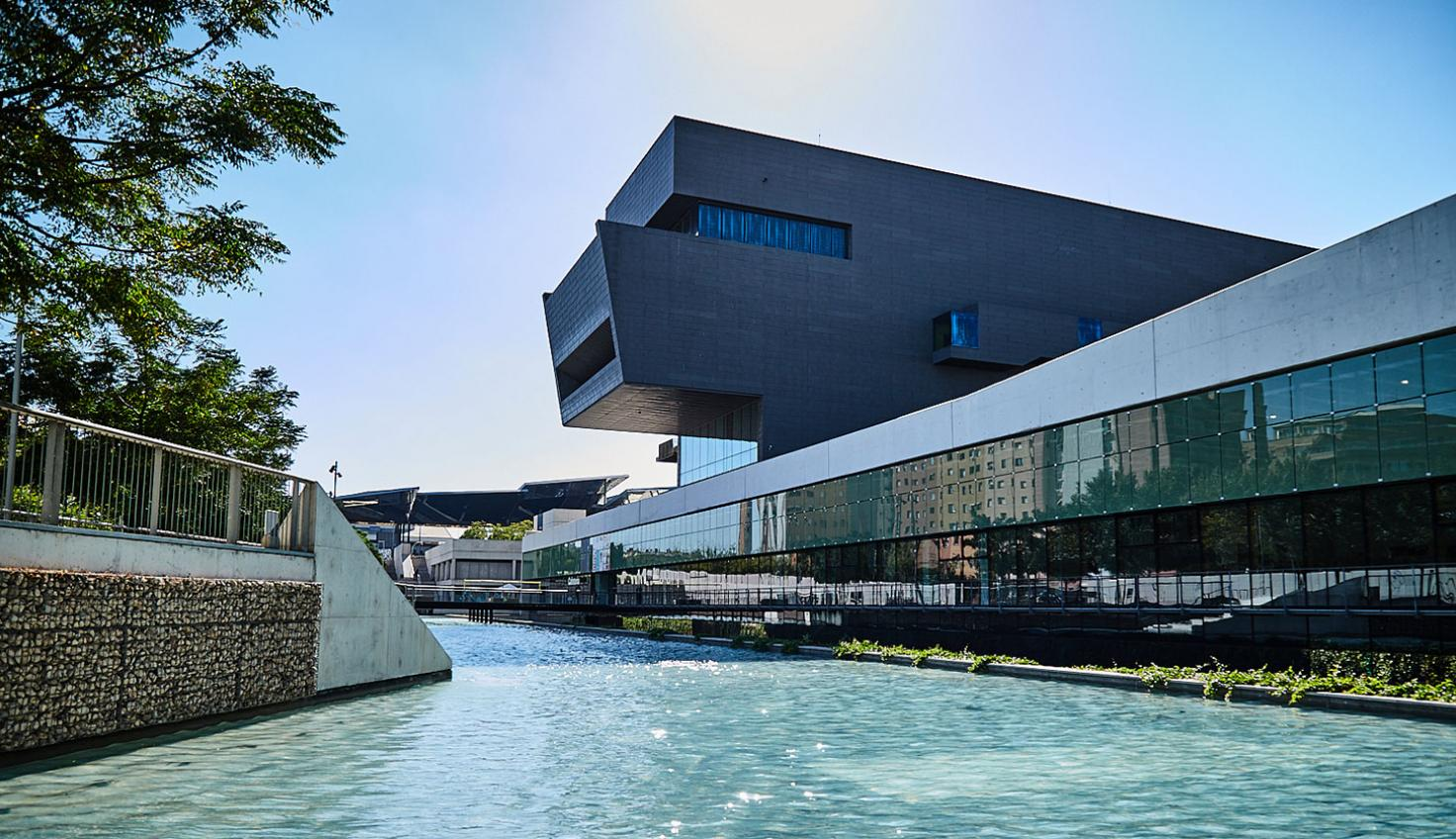 Foto Disseny Hub – Museo del design di Barcellona