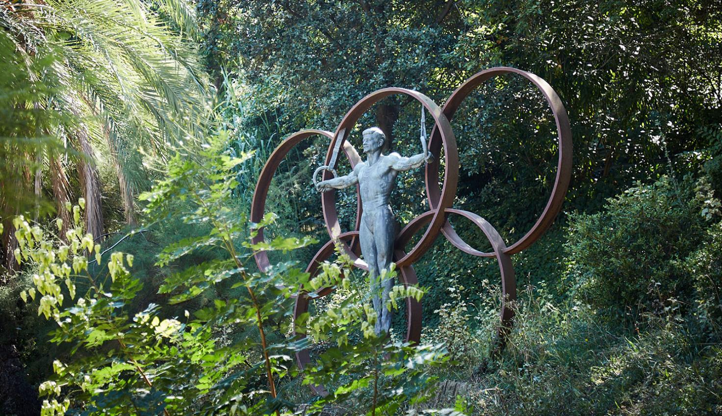 Photo Joan Brossa Gardens
