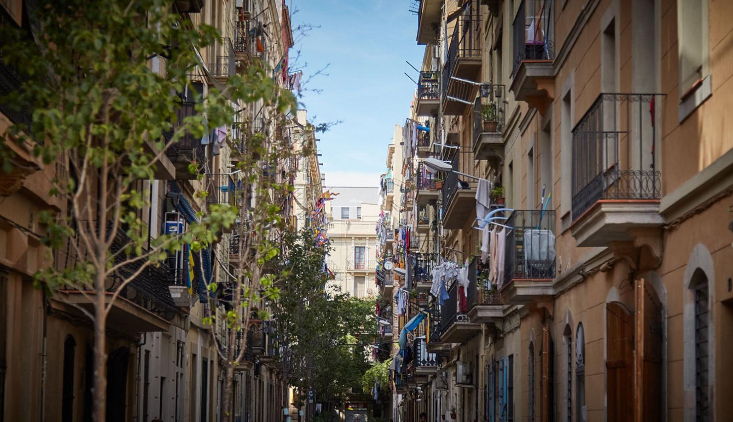 Foto Barrio de la Barceloneta