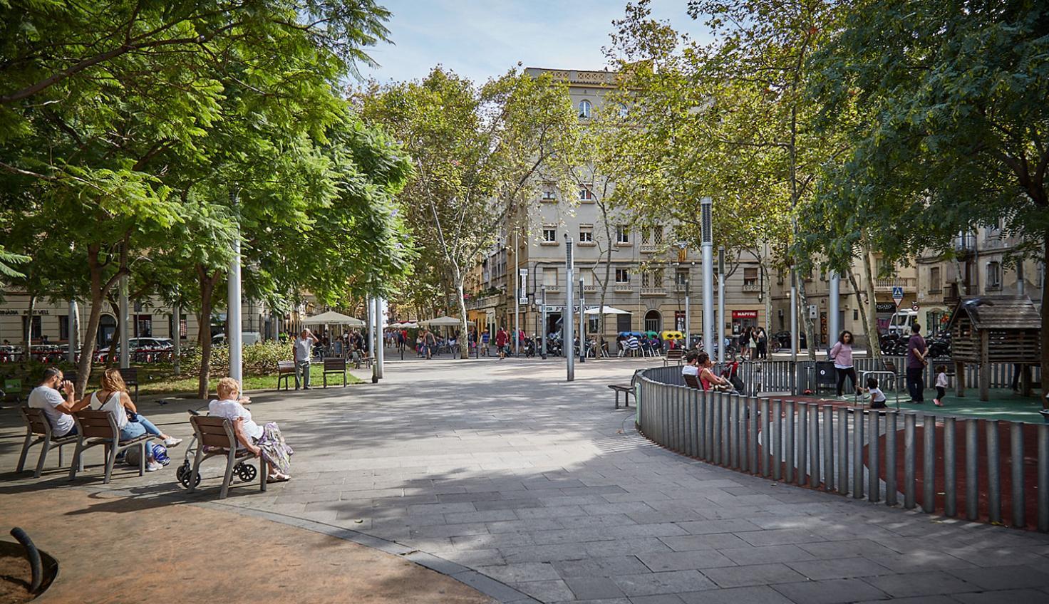 Photo Barceloneta