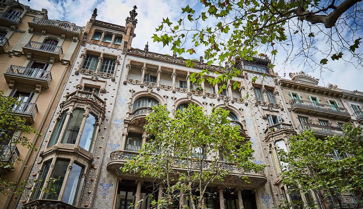 Photo Eixample Casa Thomas