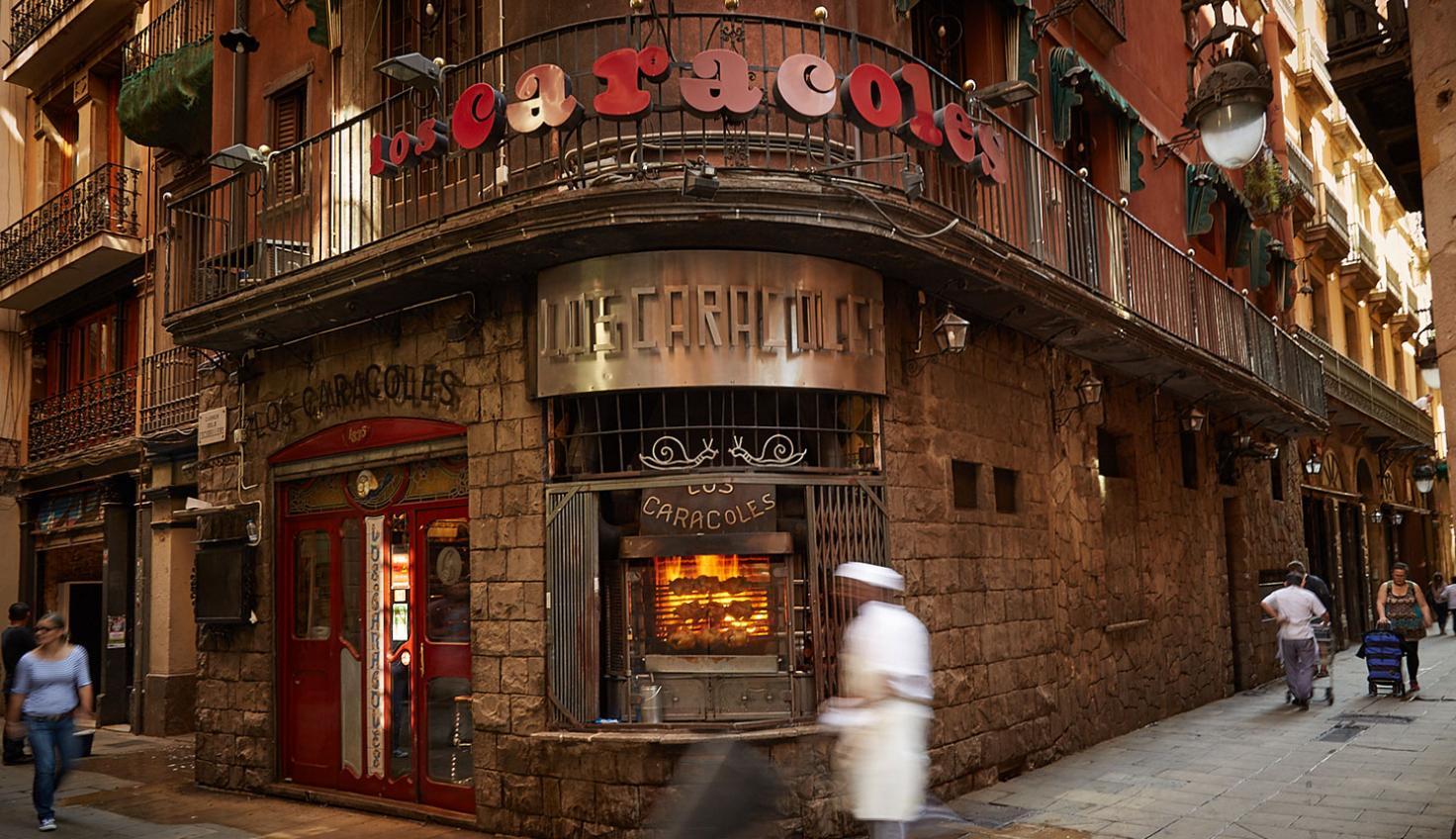 Foto Restaurante Los Caracoles - Casa Bofarull