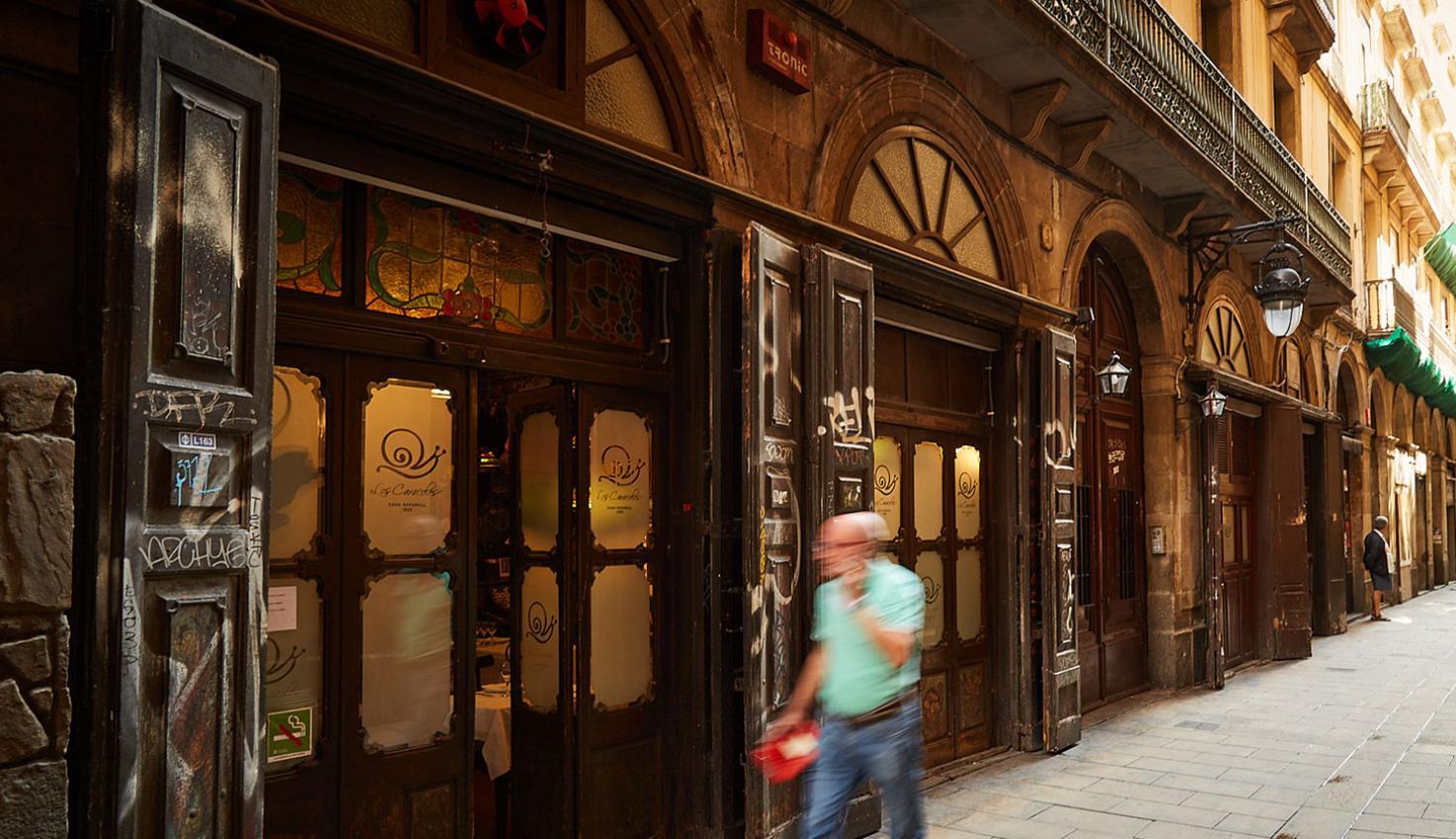 Restaurante Los Caracoles fotografie